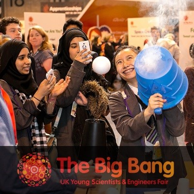 Teachers – book now for The Big Bang Fair 2017!