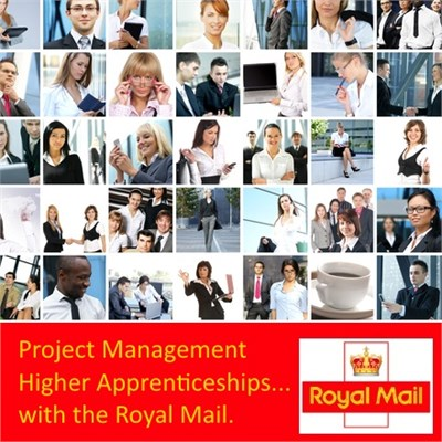 Spotlight on... Royal Mail Project Management Higher Apprenticeships