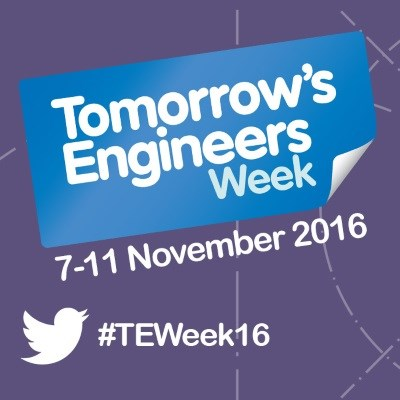 Tomorrow's Engineers Week 2016