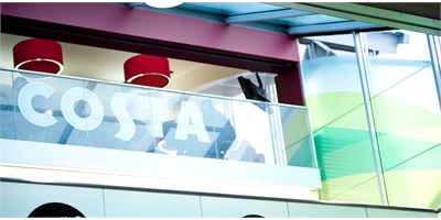 Barista at Heathrow Airport Academy