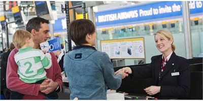 Passenger Services Agent at Heathrow