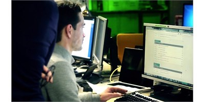 Web Developer at the BBC