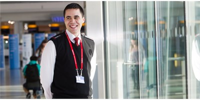 Security Manager at Heathrow