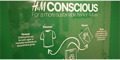 H&M Fashion Recycling Factory Careers.... What Do You Think You Could Do?