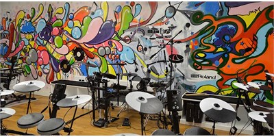 Roland Music Academy Careers... What Do You Think You Could Do?