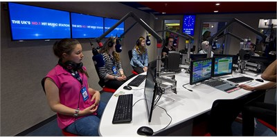 Global Radio Station Careers.... What Do You Think You Could Do?