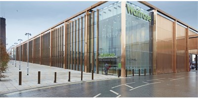 Receptionist at Waitrose
