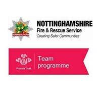 Nottinghamshire Fire and Rescue - Prince's Trust Team